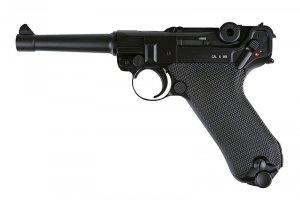 KWC - Replika CO2 Luger P08