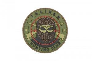 Naszywka 3D - Taliban - oliwkowa