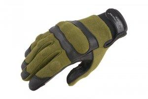 Rękawice taktyczne Armored Claw Smart Flex - oliwkowe