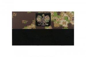 Naszywka IR - Flaga Polska A1 - Pencott GreenZone