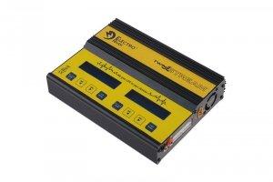 ElectroRiver - Mikroprocesorowa ładowarka TwinStream Charger