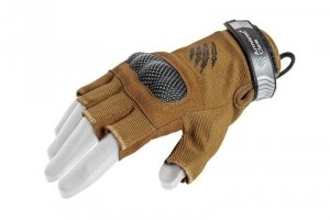 Rękawice taktyczne Armored Claw Shield Cut Hot Weather - Tan