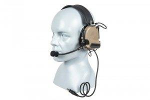 Zestaw słuchawkowy Com II - DE / MC