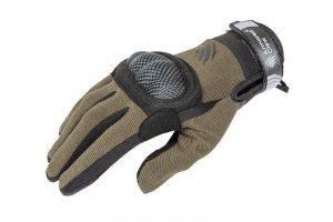 Rękawice taktyczne Armored Claw Shield Hot Weather - oliwkowe