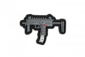 Naszywka Gun 10