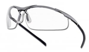Bolle - Okulary CONTOUR Metal - Clear - CONTMPSI