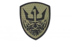 Combat-ID - Naszywka AFO Team Neptune One - Coyote Tan - Gen I
