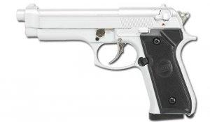 ASG - Replika M92F - Hi Power - Srebrny - 11557