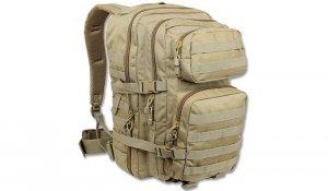 Mil-Tec - Plecak Large Assault Pack - Coyote