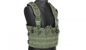 Condor - Rapid Assault Chest Rig - Zielony OD - MCR6-001