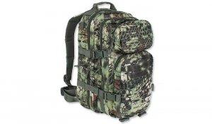 Mil-Tec - Plecak Small Assault Pack Laser Cut - Mandra Wood