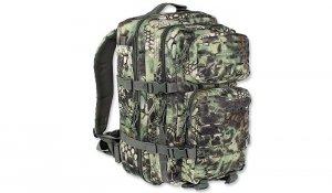 Mil-Tec - Plecak Large Assault Pack Laser Cut - Mandra Wood