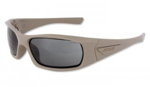 ESS - Okulary 5B - Terrain Tan Frame Smoke Gray Lenses - EE9006-15