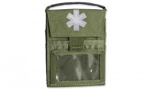Helikon - Pocket Med Insert - Zielony OD - MO-M04-CD-02