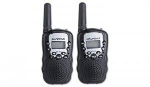 Baofeng - Radiotelefon / Walkie-talkie PMR T-3 - 2 szt