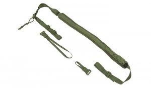 Helikon - Dwupunktowy pas do broni - Oliwka Zielona - ZW-RFS-PO-02