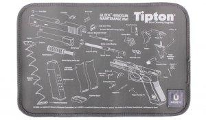 Tipton - Mata serwisowa Glock Maintenance Mat - 28 x 43 cm