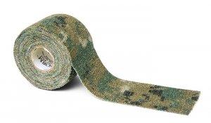 Gear Aid - Taśma maskująca Camo Form - Digital Woodland - 19607/WD