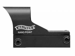 Walther - Kolimator Nano Point weaver