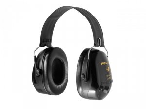Ochronniki słuchu pasywne Peltor Bull's Eye II - czarne