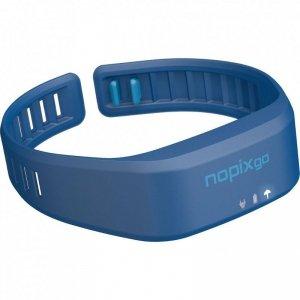 Nopixgo - Opaska przeciw komarom NPG433 niebieska