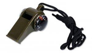 FOSCO - Gwizdek z kompasem i termometrem