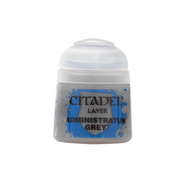 CITADEL - Layer Administratum Grey 12ml