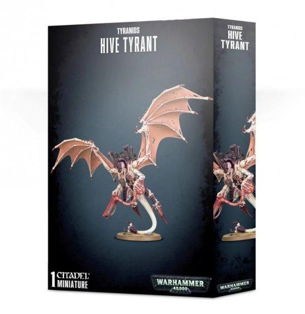 Warhammer 40K - Tyranids Hive Tyrant
