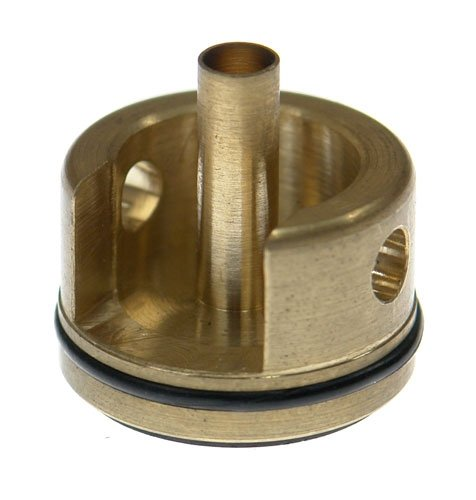 Zestaw wyciszonej głowicy cylindra i tłoka v.2
