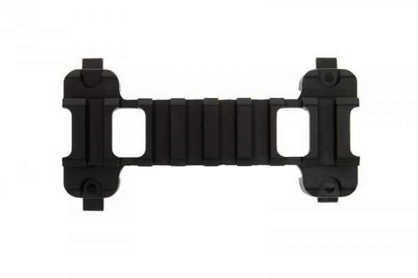 Niska szyna montażowa RIS do replik typu MP5