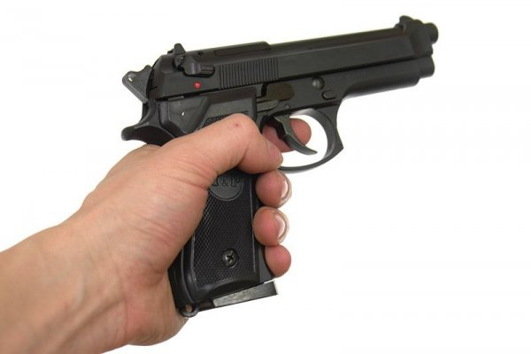Gazowa replika pistoletu pistoletu M9