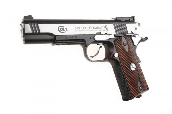 Umarex - Wiatrówka Colt Special Combat