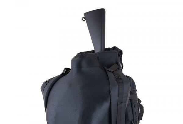 Plecak snajperski 40l - czarny