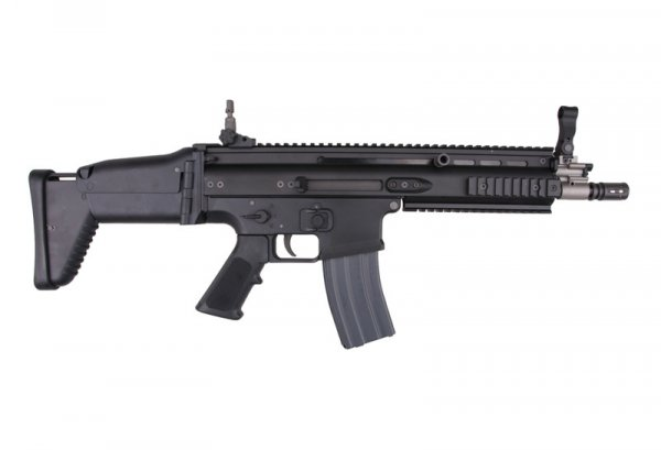 WE - Replika MK16 MOD 0 Open Bolt - czarny