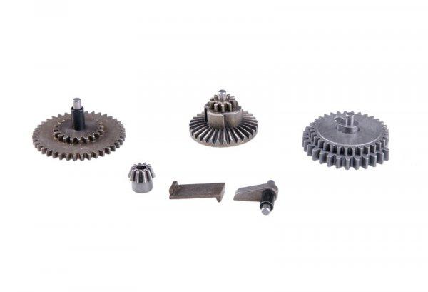 Zestaw standardowych zębatek do gearbox'a