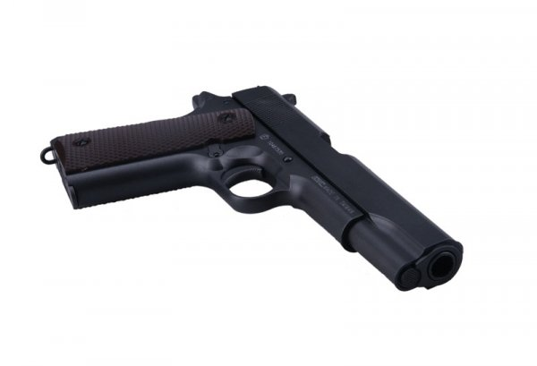 Replika pistoletu KWC 1911 BlowBack CO2