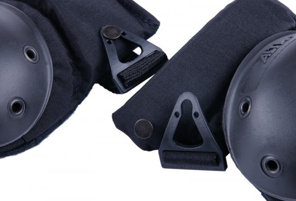 Ochraniacze na kolana ALTA ULTRAFLEX - BLACK