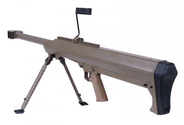 Replika karabinu snajperskiego SW-01 - TAN