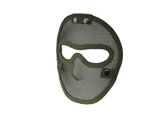 Pełna maska stalowa Ventus V1