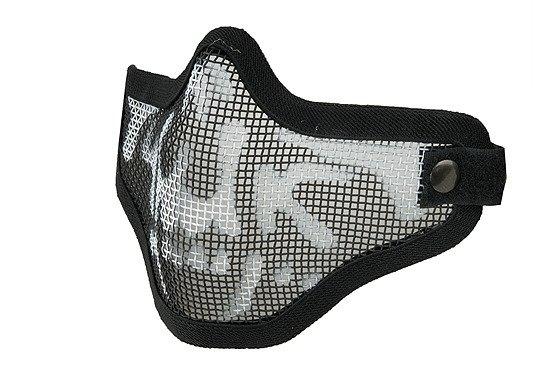 Maska Ventus V2 - czarna