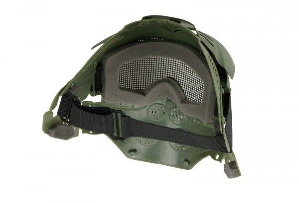 Maska Ultimate Tactical Guardian V1 - oliwkowa