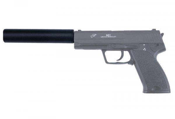 AE - Tłumik Covert Tactical PRO 30x150mm