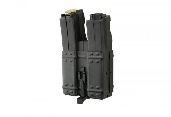 Krótki podwójny magazynek do MP5