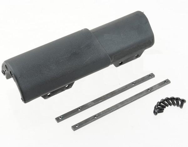 Podkładka podpoliczkowa do kolby typu CTR / MOE - czarna