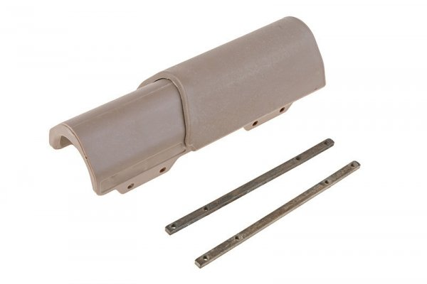 Podkładka podpoliczkowa do kolby typu CTR / MOE - piaskowa