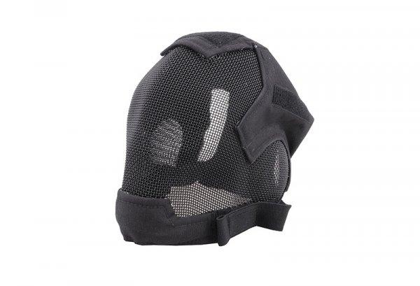Maska pełna typu V6 Ultimate Edition - czarna