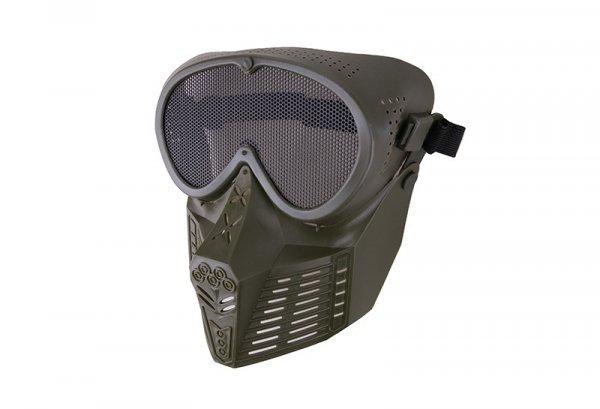 Maska  Transformers - olive