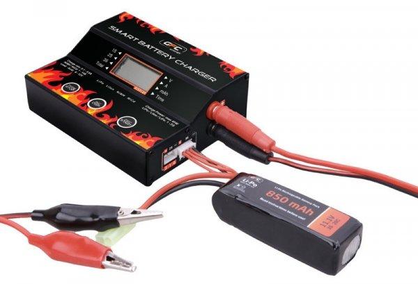 Mikroprocesorowa ładowarka Smart Battery Charger GFC Energy