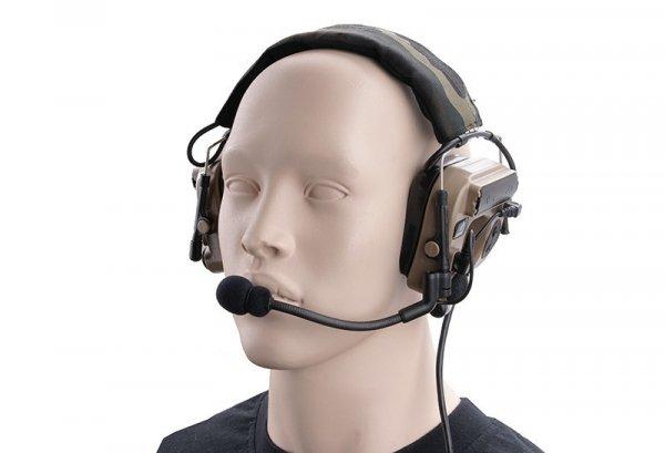 Zestaw słuchawkowy typu COMTAC IV