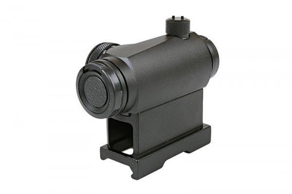 Aim-O - Replika kolimatora T1 z montażem QD - czarna